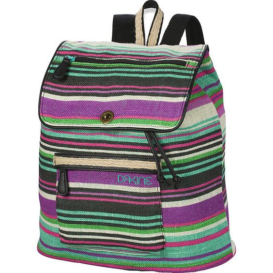 DAKINE Sophia Backpack (63 CAD) ❤ liked on Polyvore featuring ...