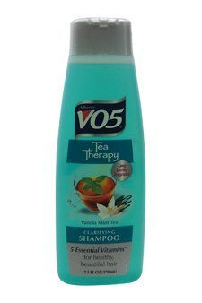 Alberto VO5 Tea Therapy Vanilla Mint Tea Shampoo  for Unisex 125 Ounce * Want to know more, click on the image.