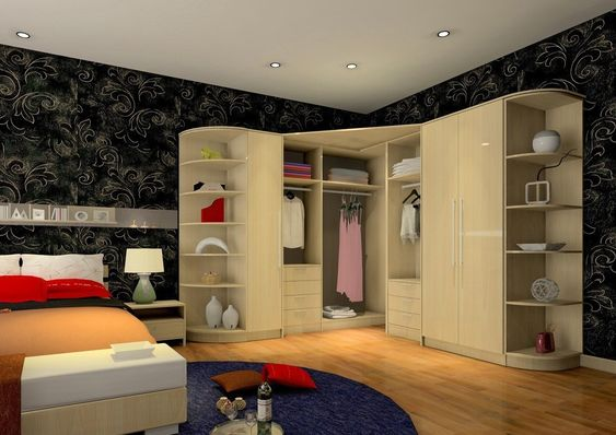 built in bedroom cupboard designs - Google Search