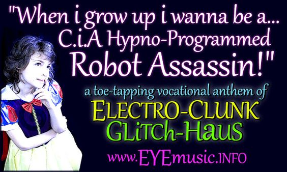 Link to EYE's track CIA Robot Assassin