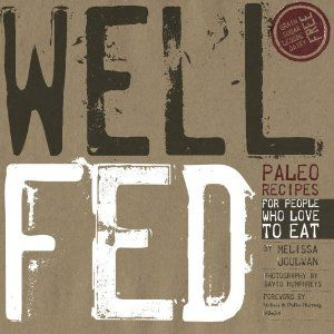 This is a beautifully done book with recipes for the Paleo Diet, lots of info and personal notes by the author.