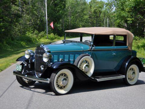 1932 Buick Convertible Phaeton