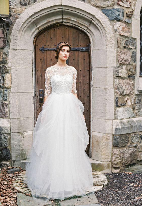 Sareh Nouri Wedding Dress
