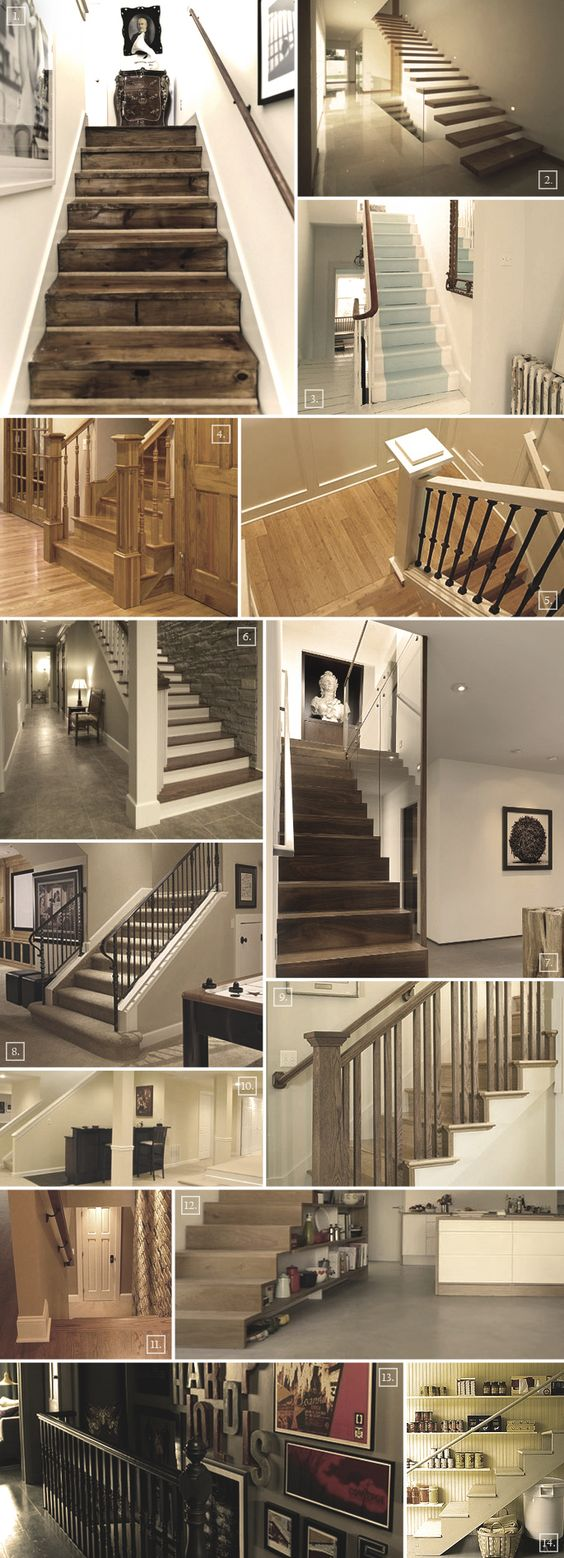 Best Basement Staircase Basements And Staircase Design On 640 x 480