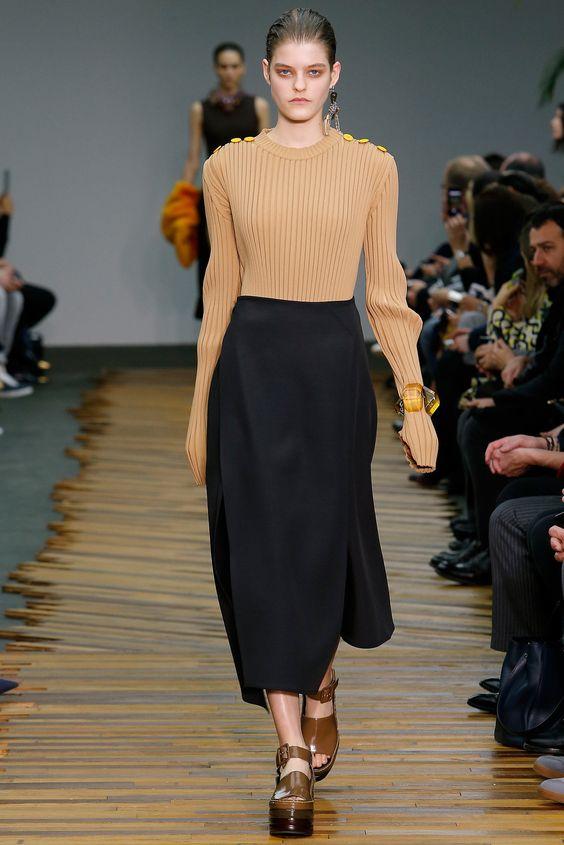 Fall 2014 Ready-to-Wear - Céline