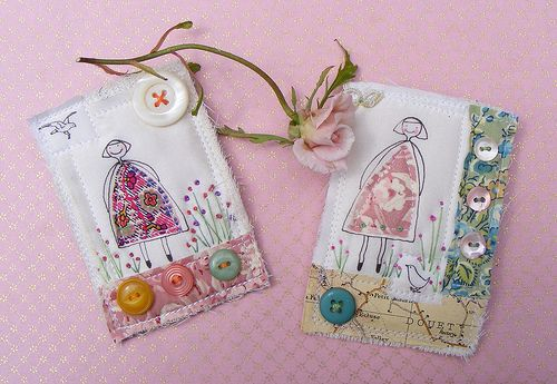 Handmade Brooches | Flickr - Photo Sharing!