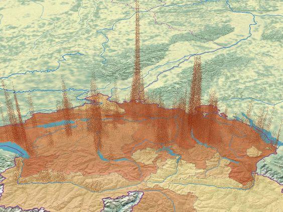 """Vom ersten thematischen Atlas der Schweiz zum """"Atlas der Schweiz"""""""