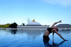 Hot Yoga Teacher Training in Ko Samui, Thailand