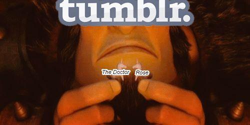 Rusell T Davies how dare you!   #rosetyler #tenrose (GIF SET)