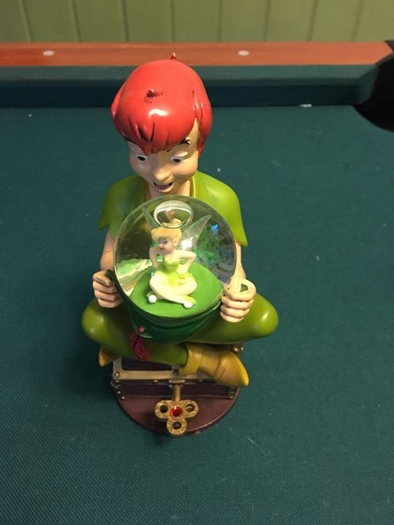 Disney PETER PAN Snowglobe