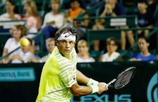 Blog Esportivo do Suíço:  Feijão enfrentará Djokovic na estreia no Aberto dos EUA