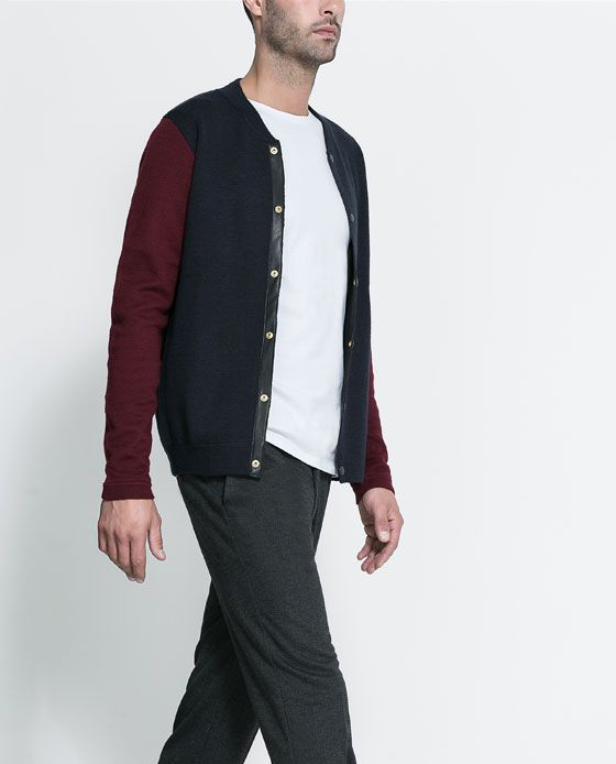 Zara man, Bomber jackets and Fashion on Pinterest
