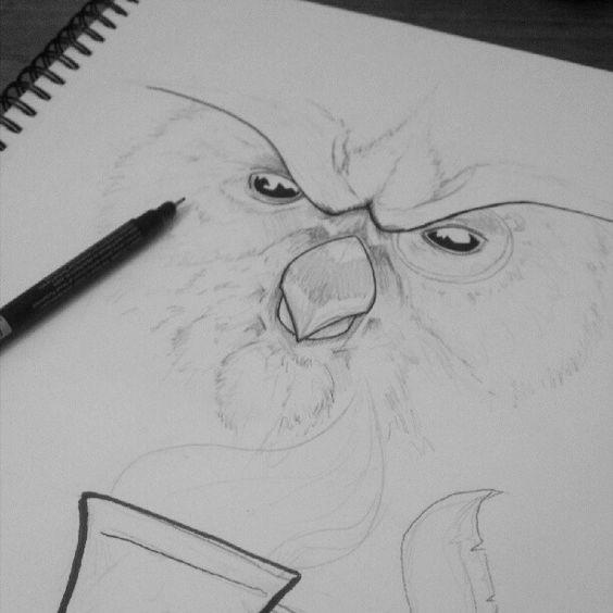 Inking in progress...