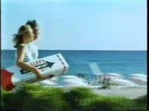 Wrigley's Spearmint Kaugummi Werbung