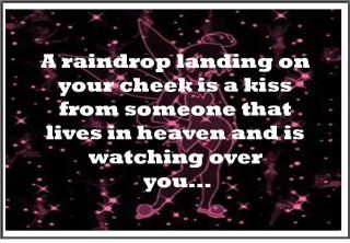 raindrops... Love <3 <3<3