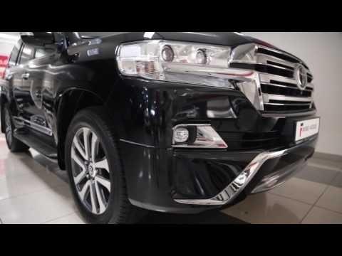 Toyota Land Cruiser 200 2016 обзор #landcruiser - YouTube