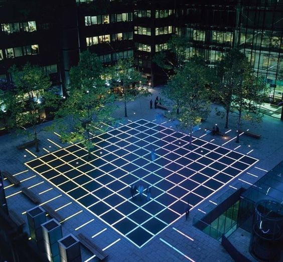 Image result for Revitalizing London's Finsbury Avenue Square