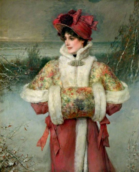 Boughton Lady of the Snows: