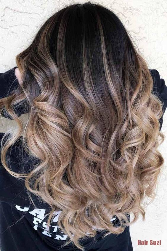 35 Hot Ombre Hair Color Trends For Women In 2019 Ombre Caramelombre Color Hair Hot Ombre Ombrehaircolor Trends W Sac Renkleri Rengarenk Sac Sac Rengi