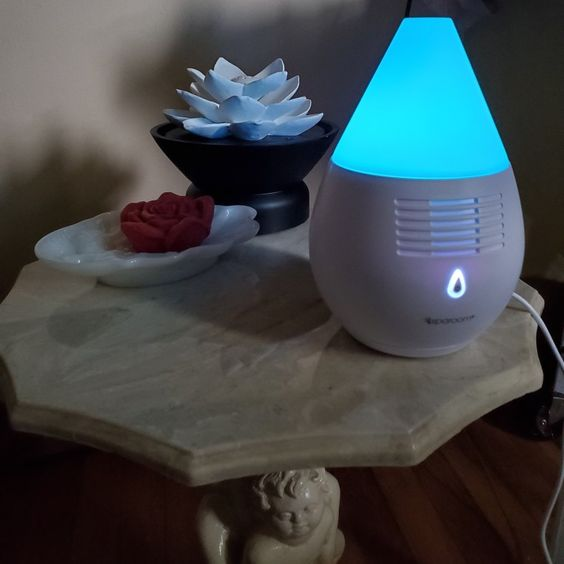 soyvirgo.com sparoom oil diffuser fan operated  10 things to do before bed for a better tomorrow morning
