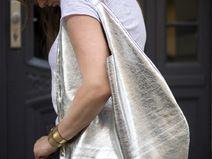 Soft Hobo silver