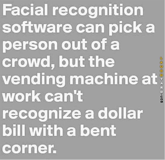 Facial recognition: