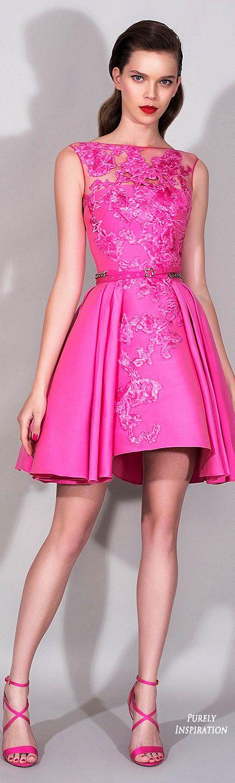 Zuhair Murad Resort 2016 Women's Fashion RTW   Purely Inspiration