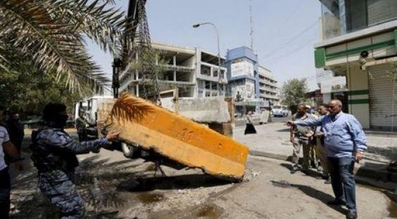Ελεύθεροι σκοπευτές ανοίγουν πυρ κατά του ιρακινού ΥΠΑΜ