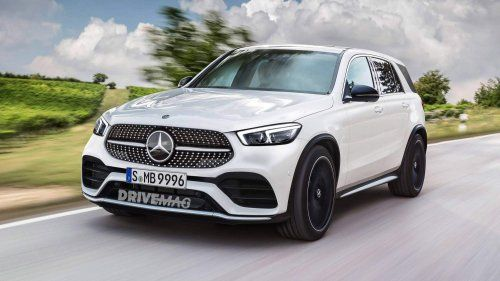Here S What The 2019 Mercedes Benz Gle May Look Like In Amg Line