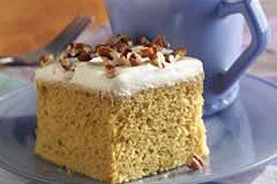 Pumpkin Spice Cake recipe