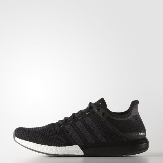 adidas cosmic boost all black