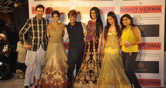 Bridal Collection 2014 by Rohit Verma, Showstopper Sunny Leone - Mumbai : Page3