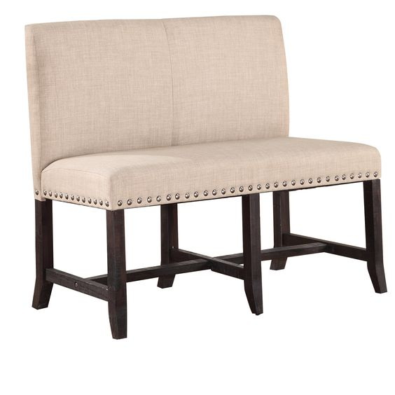 Modus Furniture Yosemite Upholstered Kitchen Bench