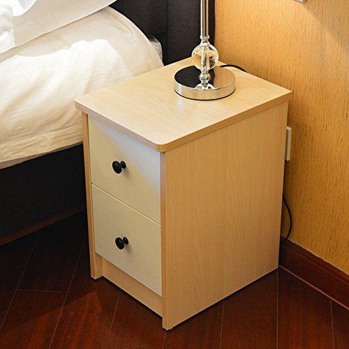 Ewygfrfvqas Drawer Bedside Cabinet Mini