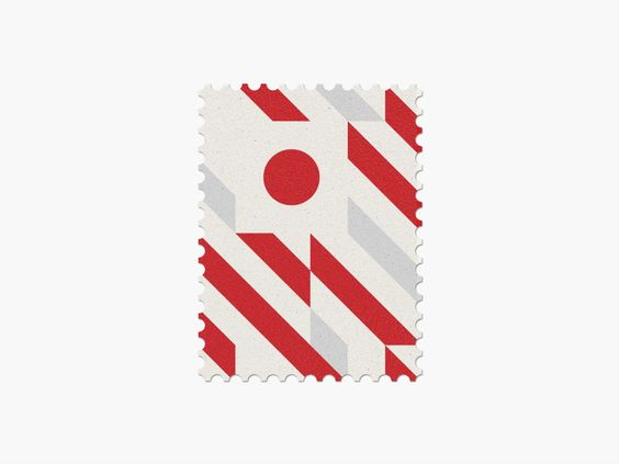 MAAN Design Studio | world cup stamp