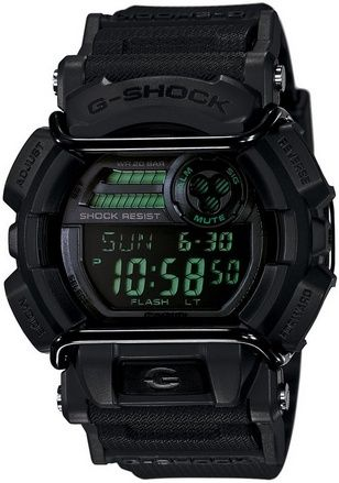 "cool G-SHOCK ""Military Black Series"" GD-400MB-1JF JAPAN IMPORT - For Sale Check more at http://shipperscentral.com/wp/product/g-shock-military-black-series-gd-400mb-1jf-japan-import-for-sale/"