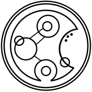 how to write allons-y in gallifreyan words
