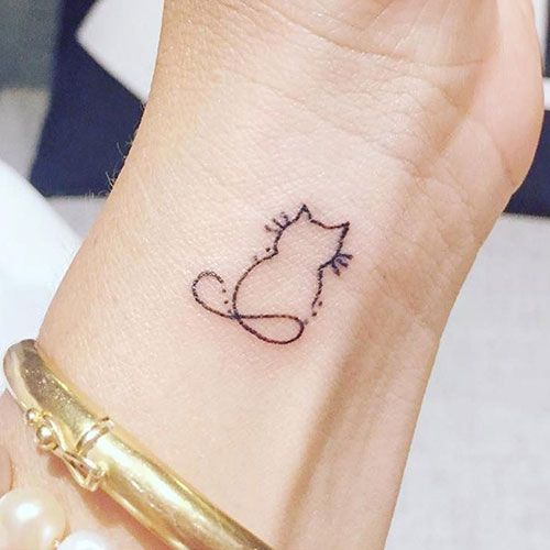 65 Cute Small Tattoos For Women Tiny Tattoo Ideas 2020 Guide In