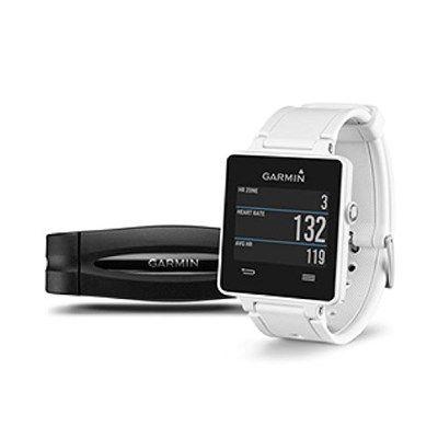 Chollo en Amazon España: Smartwatch Garmin vívoactive HRM con GPS y pulsómetro por solo 179,95€ (un 40% de descuento sobre el PVR y precio mínimo histórico)