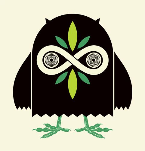 Infinito Owl por Aparato Estética (AGOTADO)