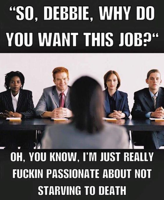 I hope she got the job   http://ift.tt/2aC51hv via /r/funny http://ift.tt/2aPJOO8  funny pictures