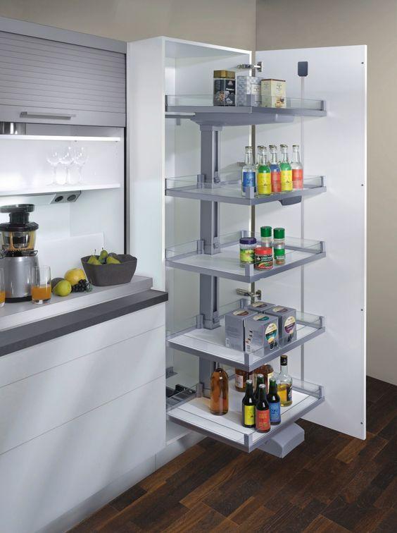 Eckschrank Küche Auszug u2013 wotzc moebel Interiors Pinterest - küchenschränke nach maß