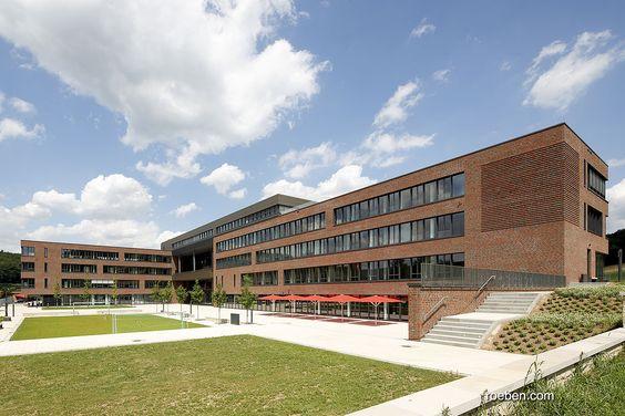 Röben Klinker, Bricks, Brick-Design® Engelbert Strauss Zentrale - google zentrale irland