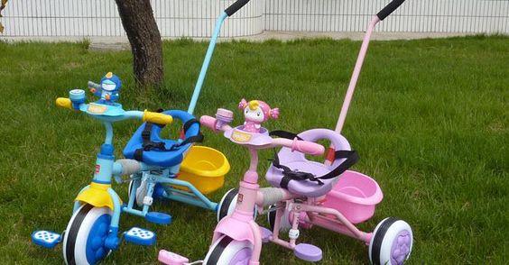 Có nên mua xe đạp cho bé 3 tuổi