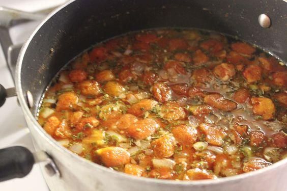 Tomato Basil Soup - Dairy Free | Food L'amor by Melissa | Gluten Free & Paleo Recipes | #glutenfree #dairyfree #paleo #soup