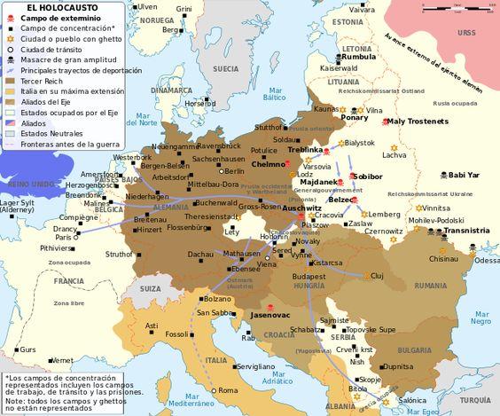 Anexo:Campos de concentración nazis - Wikipedia, la enciclopedia libre
