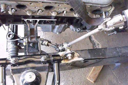 Steering linkage 03