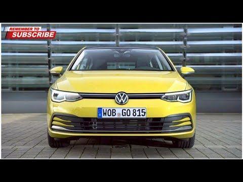 2020 Volkswagen Golf 8 Interior Exterior Revealed Full Hd Youtube Volkswagen Volkswagen Golf Interior And Exterior