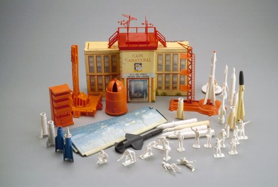 92.1414: Cape Canaveral | play set | Play Sets | Toys | Online Collections | The Strong