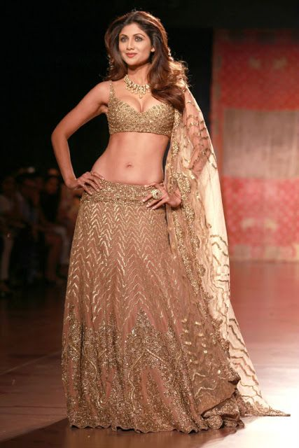 Shilpa Shetty for Rimple and Harpreet Narula: